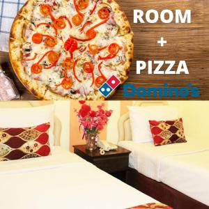 Superior No Window with FREE PIZZA (2 Single bed)
